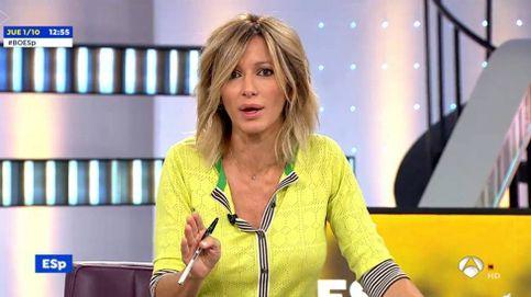 Susanna Griso, muy preocupada tras la alerta lanzada por un microbiólogo
