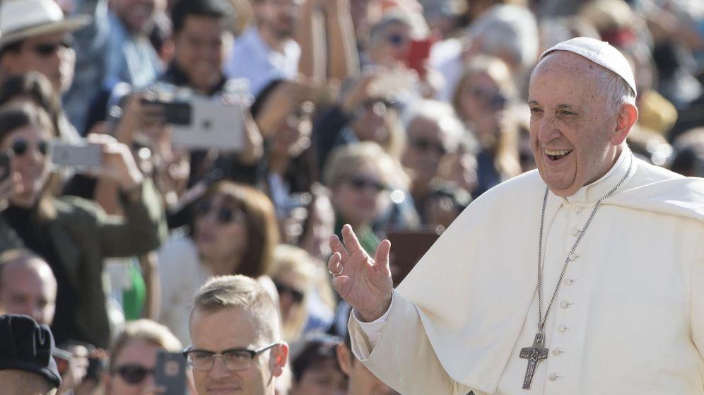 Foto: El papa Francisco en una imagen de archivo. (EFE)