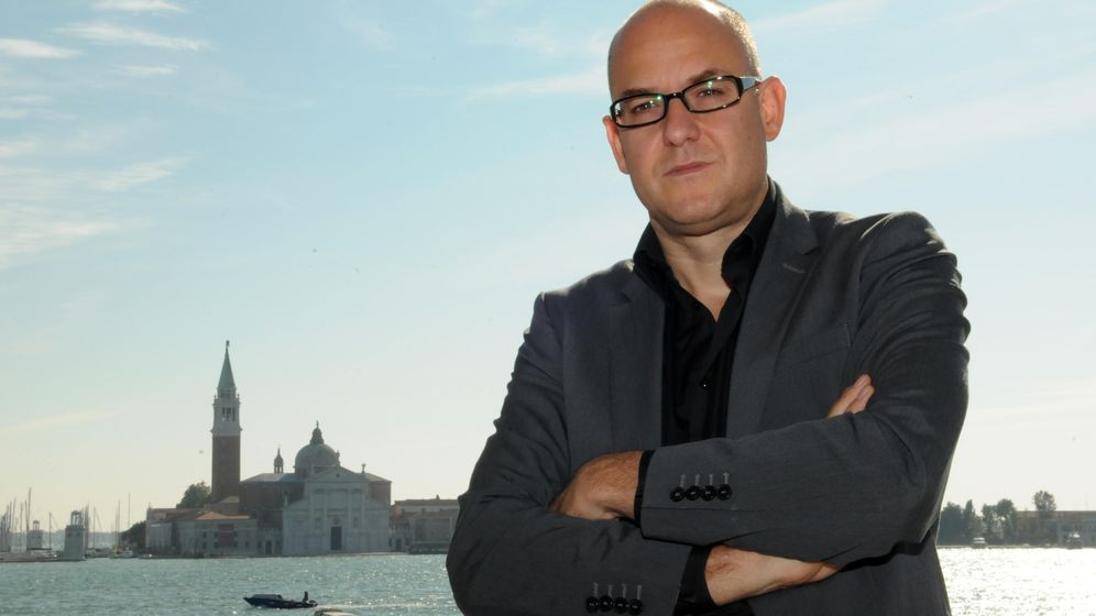 Foto: El ya exdirector de los Teatros del Canal de Madrid, Àlex Rigola (Giorigio Zucchiati)