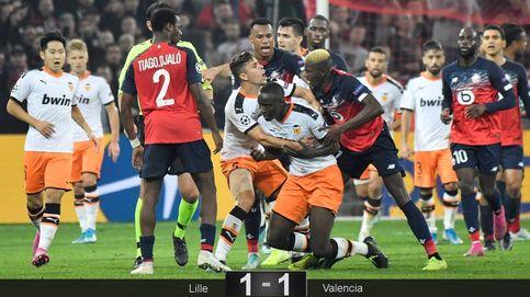 La cobardía del Valencia o un gol en el descuento que revive viejos fantasmas