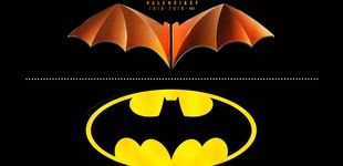 Post de Batman contra el Valencia CF: DC Comics denuncia el murciélago del centenario
