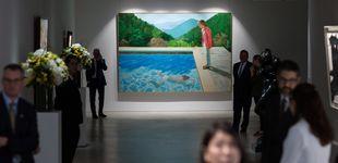 Post de Un cuadro de récord: subastan la obra más cara de un artista vivo por 80 millones