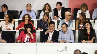 Añoranza de Zapatero, y hasta de Rubalcaba