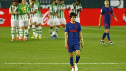 El Atlético de Madrid, en cuadro, se desinfla y agota su crédito como líder de LaLiga (1-1)