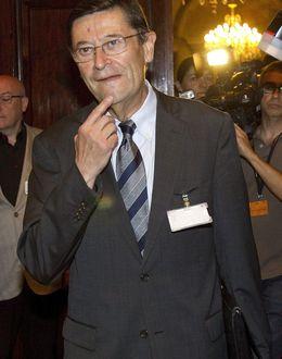 Foto: José María Loza, ex director general de Caixa Catalunya