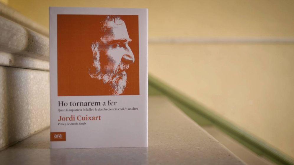 Foto: El libro de Jordi Cuixart 'Lo volveremos a hacer' (Òmnium)