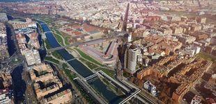 Post de Precios del barrio de Salamanca a orillas del Manzanares: el ático que bate récords