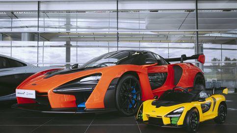 McLaren Senna, un deportivo para niños de 2 a 6 años