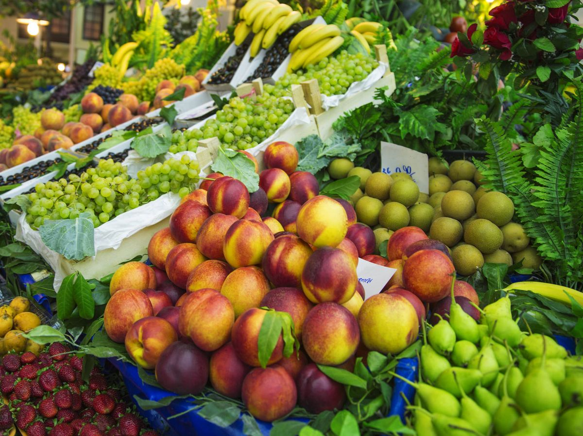 Foto: Una buena frutería es un paraíso. (iStock)