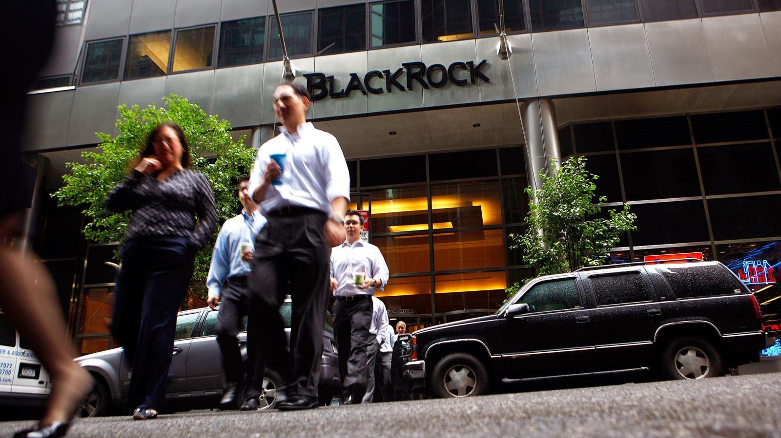 Foto: BlackRock vuelve a elevar su participación en Banco Santander por encima del 5%