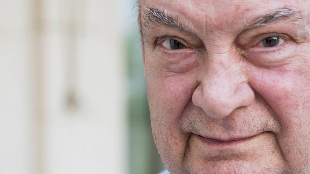Foto: El médico y farmacéutico Ferid Murad. (Vicent Bosch / Premios Rei Jaume I)