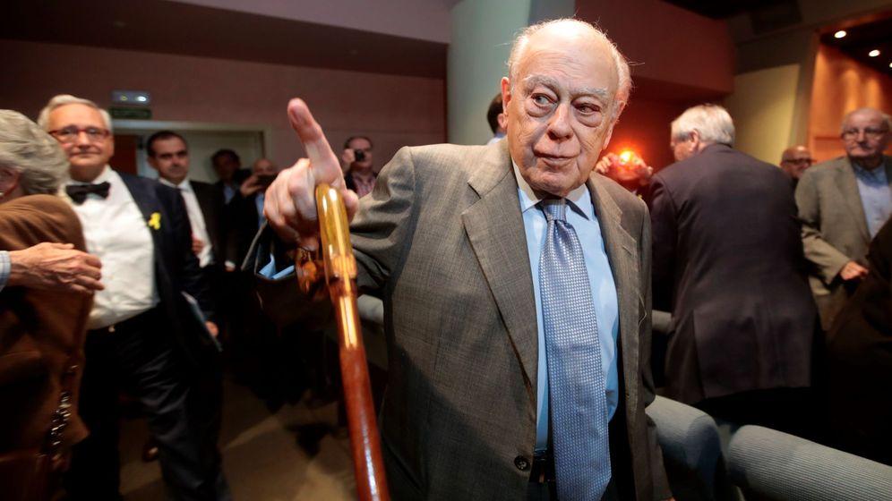Foto: El expresidente de la Generalitat Jordi Pujol i Soley. (EFE)