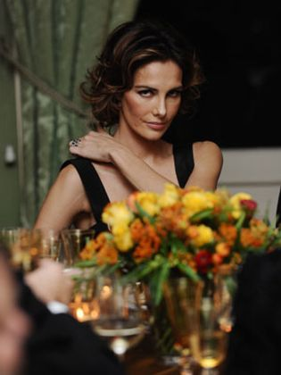 Foto: Adriana Abascal no quiere ser mujer florero