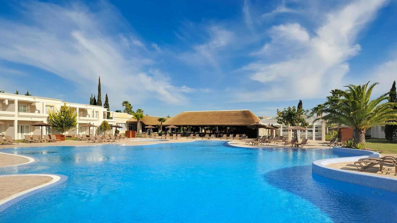 Novo Sancti Petri es el reino de los hoteles: aquí el Vincci Costa Golf.