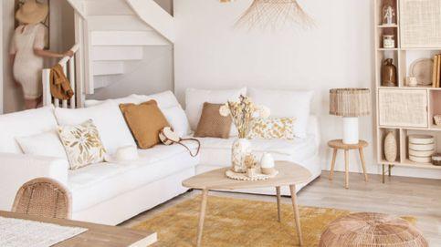 Alegra tu salón con estas fundas de cojín de Maisons du Monde y La Redoute