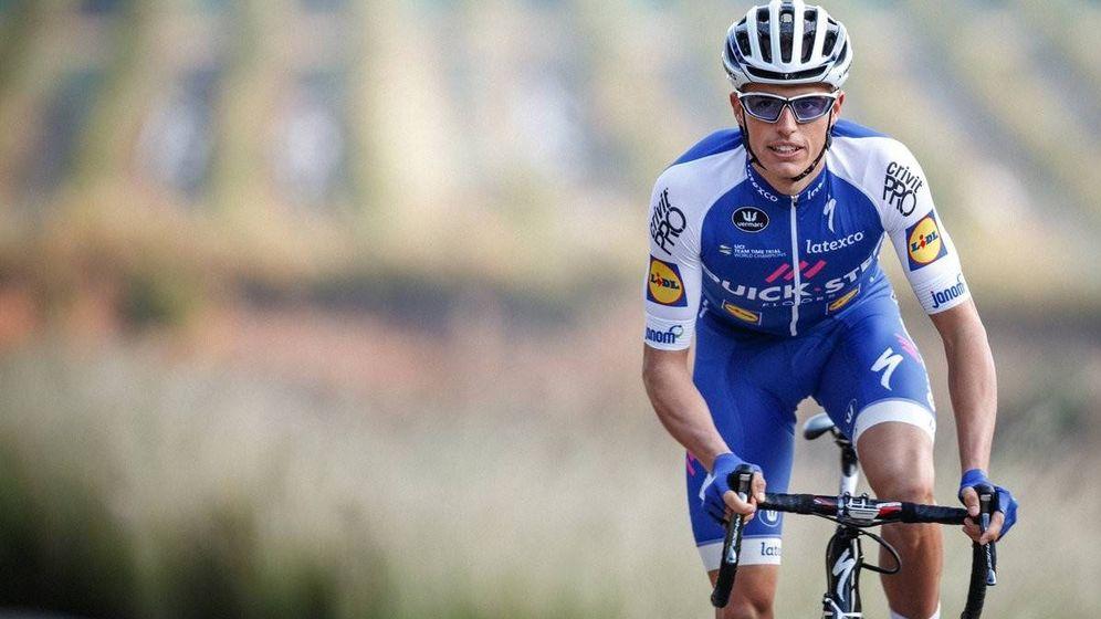 Foto: Enric Mas comenzó en el equipo escuela de Alberto Contador. (Foto: Quick-Step Team)