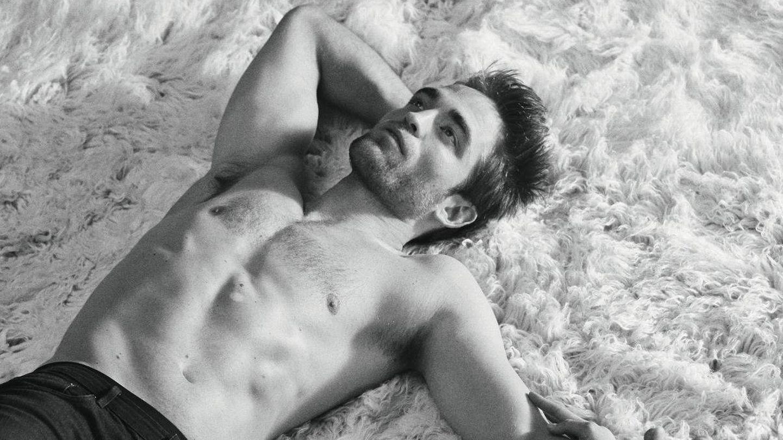 Robert Pattinson para Dior. (Cortesía)