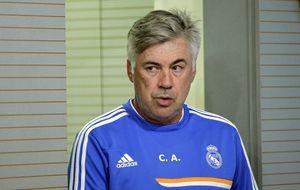 Ancelotti fue Mou y el Madrid jugó con la 'luz apagada' una hora