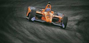 Post de El torbellino de Fernando Alonso en las 500 Millas: una puerta se cierra, otra se abre