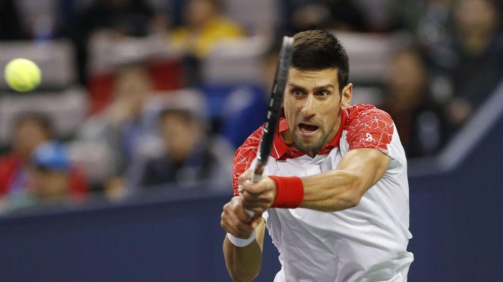 Foto: Djokovic, en un acto reciente. (EFE)