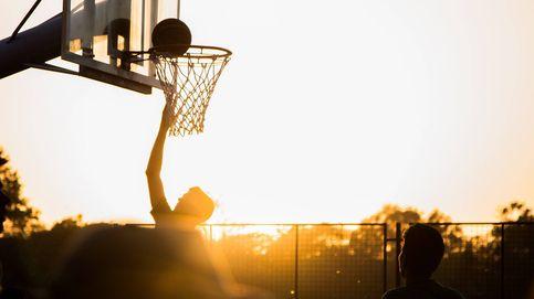 Balones de baloncesto para jugar y encestar en interiores y exteriores