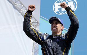 La Fórmula E sigue divertida: emoción final y otro nuevo ganador