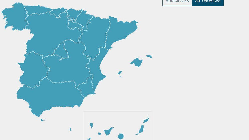 Mapa para no perderse entre las candidaturas a las elecciones