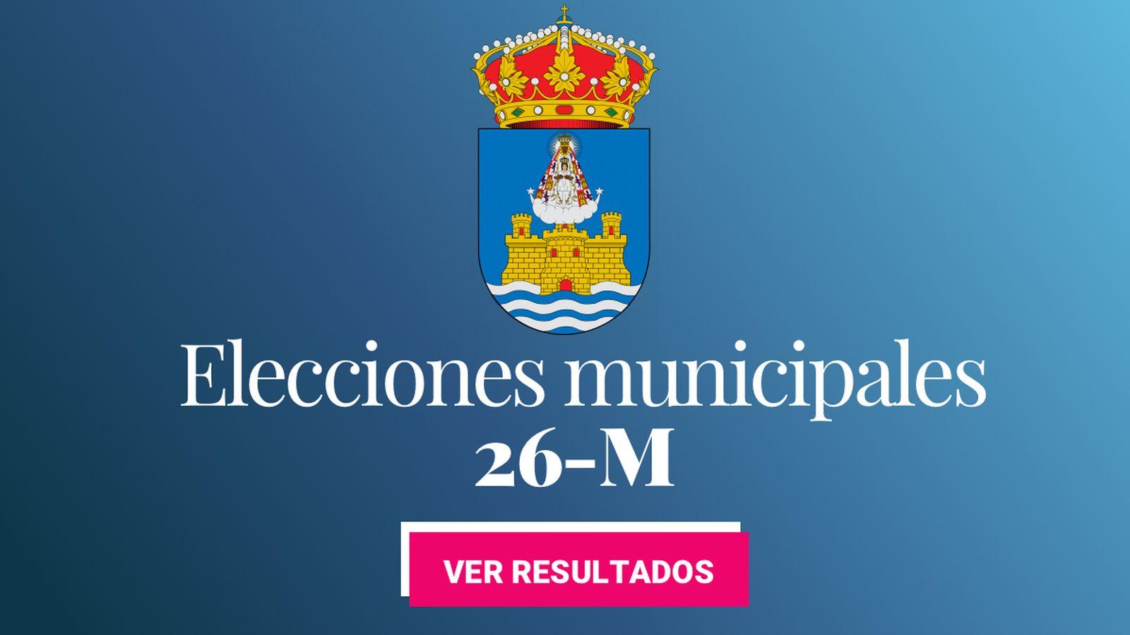 Foto: Elecciones municipales 2019 en El Puerto de Santa María. (C.C./EC)
