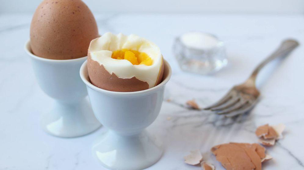Foto: Los huevos cocidos: un manjar para unos, una dura dieta para otros