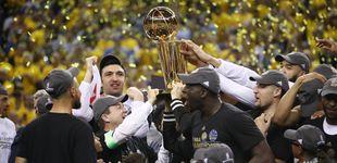 Post de Los Warriors reinan de nuevo en la NBA, ahora con el 'MVP' Kevin Durant
