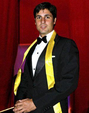 Francisco Rivera recibe la medalla de Oro de Bellas Artes