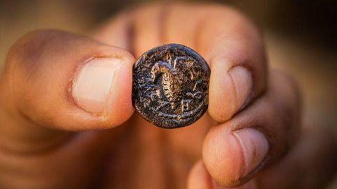 La moneda acuñada por los judíos contra los romanos tras convertir Jerusalén en pagana
