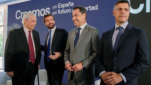 Vargas Llosa:; Lo importante no es que haya libertad sino votar bien