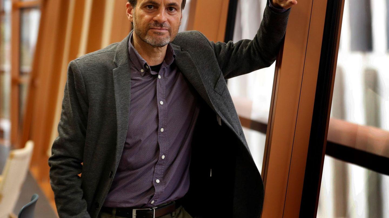 El líder de En Comú Podem, Jaume Asens. (EFE)