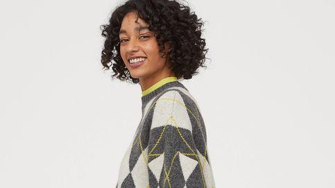 Si tu debilidad son los jerséis de cuadros, no vayas a H&M, porque te enamorarás de 6