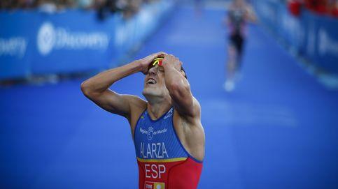 Alarza hace la mejor carrera de su vida y se acerca a los Juegos Olímpicos