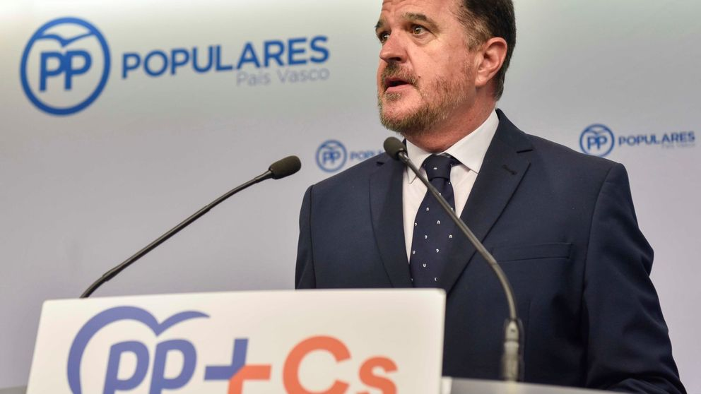 Iturgaiz se reivindica como alternativa al frente de Bildu, ERC, UP y PSOE