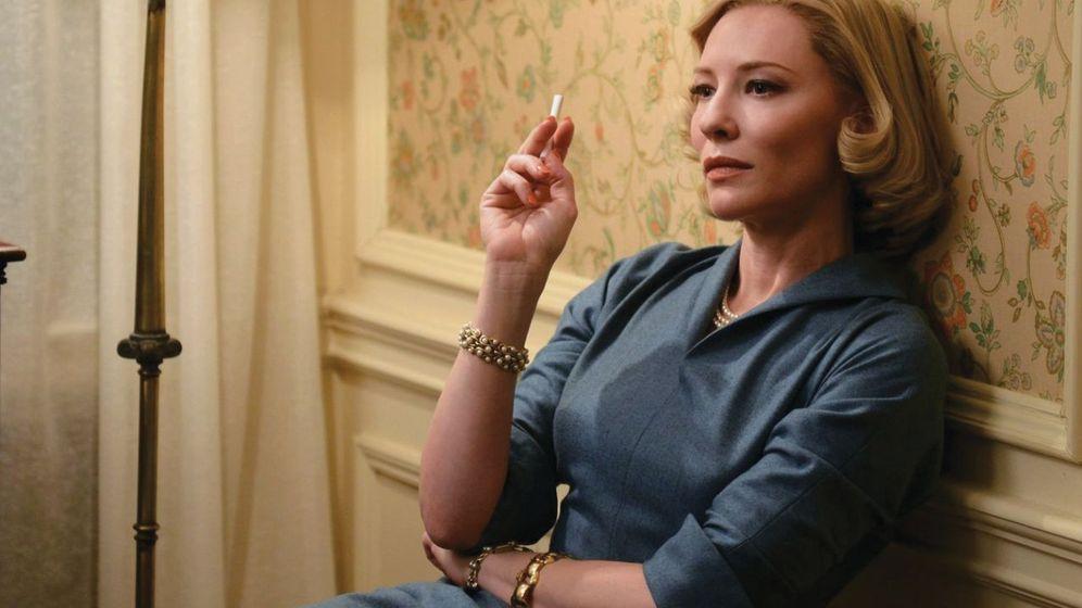 Foto: Cate Blanchett en una escena de 'Carol'.