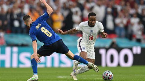 Siga la final de la Eurocopa en directo: Italia 1 - Inglaterra 1