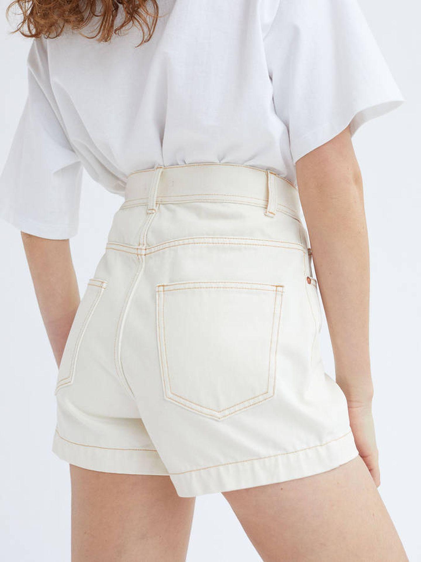 Pantalones cortos cómodos de Parfois. (Cortesía)