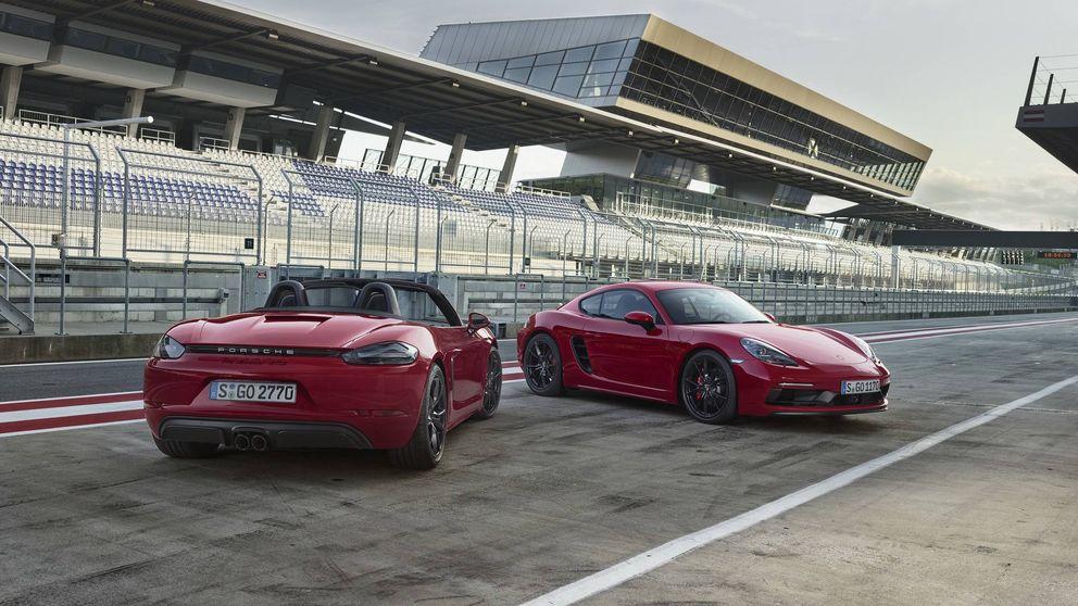 Las siglas GTS le sientan bien al Porsche 718