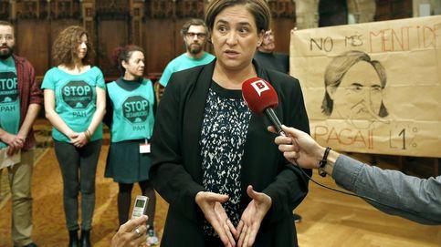 Ada Colau responde a la dura carta de la PAH: Haría lo mismo en vuestro lugar