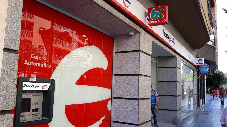Ibercaja Banco y BBVA resisten la tormenta perfecta en los márgenes