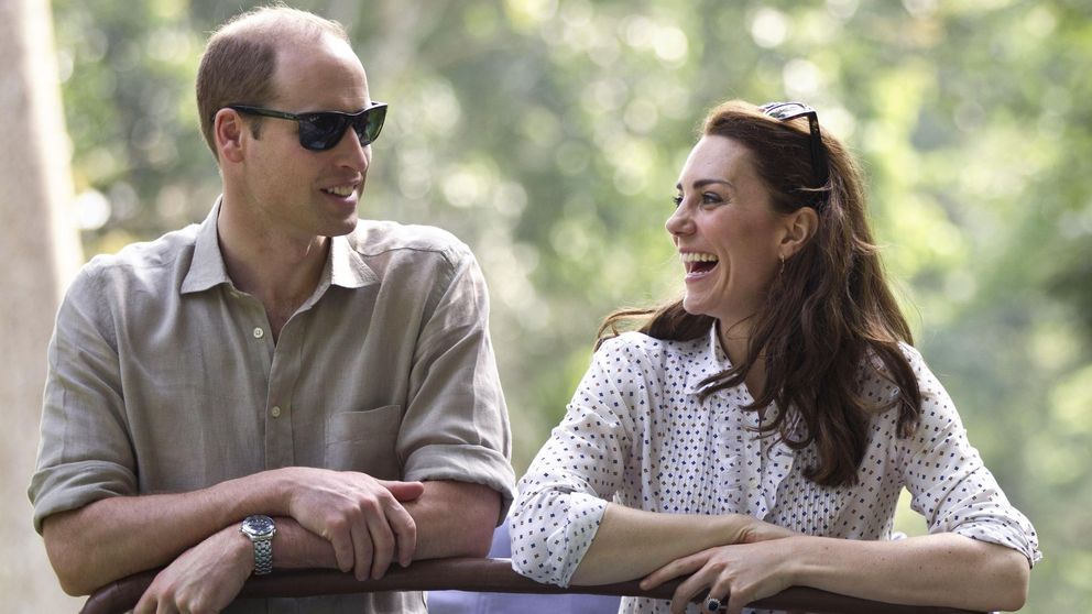 La prensa inglesa clama contra el viaje de los duques de Cambridge