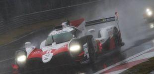 Post de Las 6 horas de Shanghái: El Toyota 7 y la estrategia dejan a Alonso sin victoria