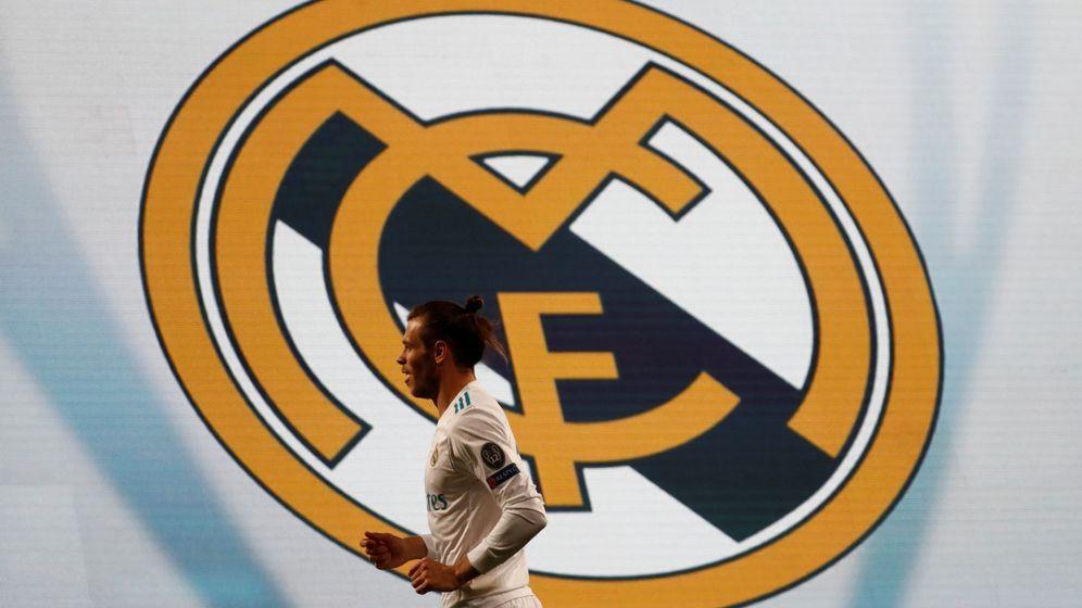 Foto: Gareth Bale, en el Bernabéu. (Reuters)