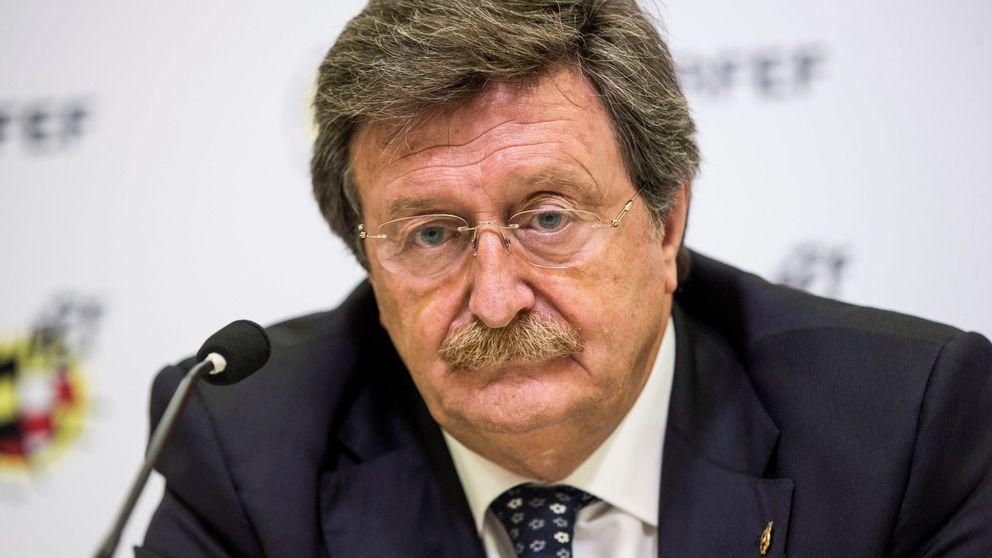 Comunicado de la RFEF: Hay gran preocupación en FIFA y UEFA