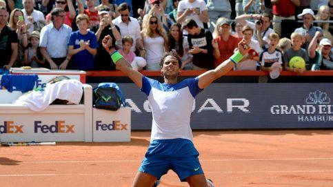 Nadal supera la dura prueba de Fognini y consigue su tercer título del año