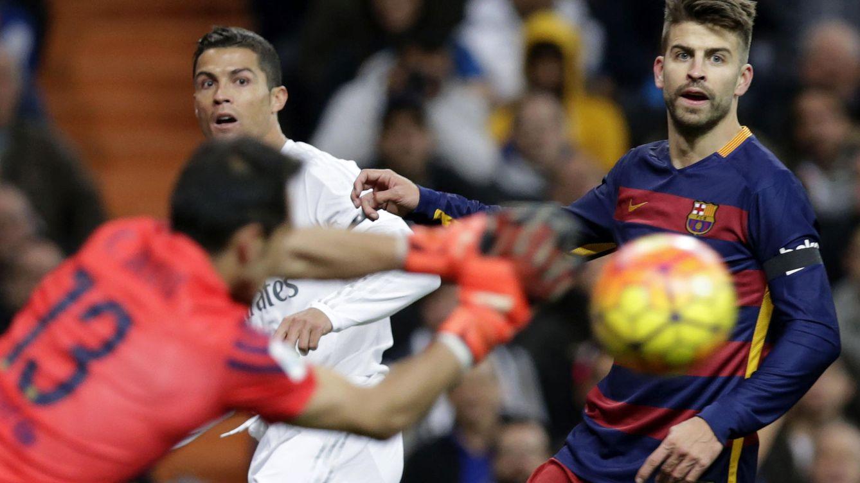 Foto: Movistar+ y Mediapro se repartirán los 'clásicos' entre el Madrid y el Barcelona. (EFE)