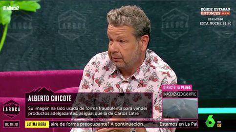 Alberto Chicote, víctima de las 'dietas milagro': Me fui de cabeza a la policía